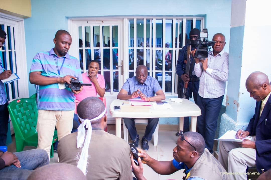 A Salamabila, le Gouverneur exhorte la communauté à privilégier la paix