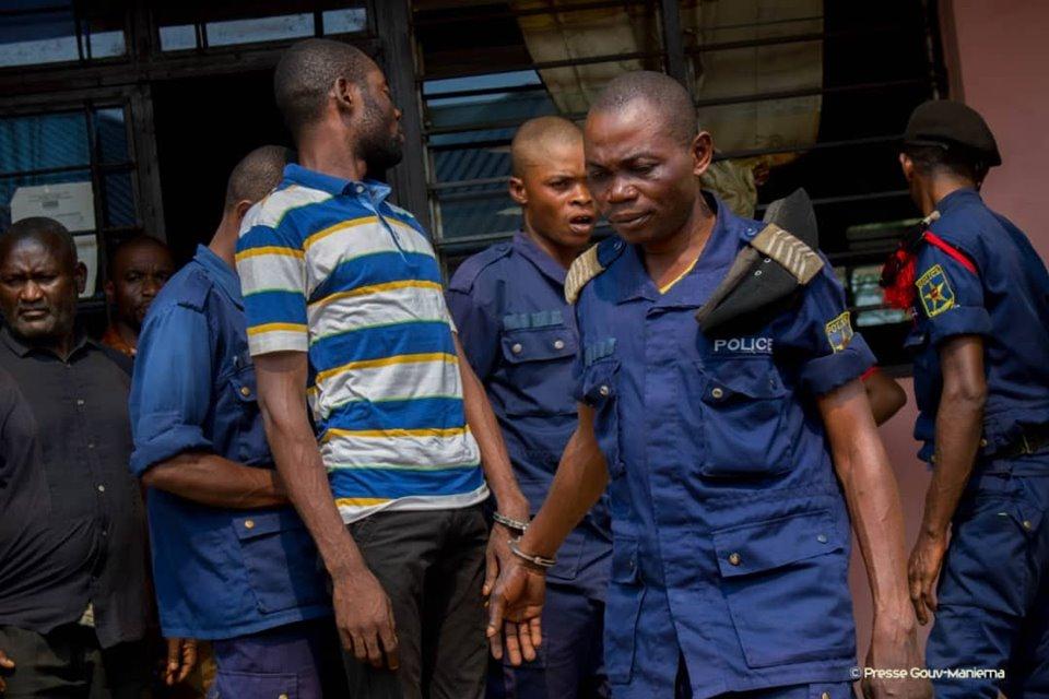 Lutte contre les barrières illégales : arrestation des 6 policiers à Muyengo
