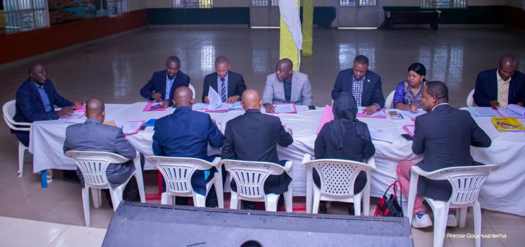 Compte rendu de la réunion du Conseil des Ministres du vendredi 30 août 2019 tenue à Salamabila dans le territoire de Kabambare