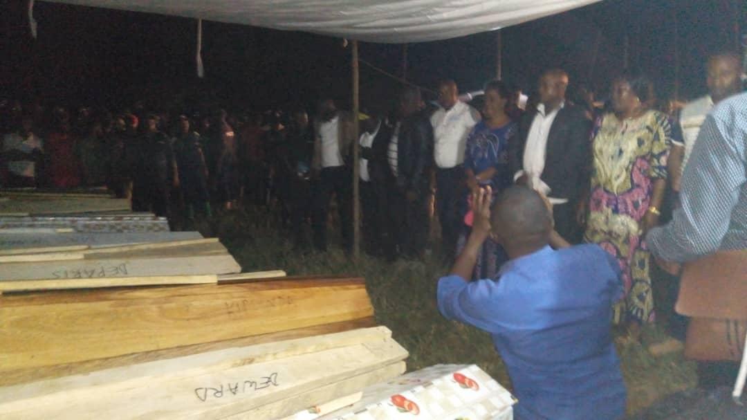 Kampene : L'enterrement des victimes de l'éboulement est prévu ce vendredi avant-midi