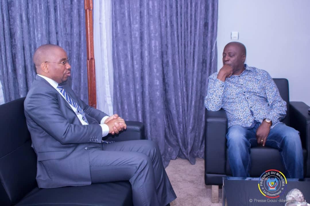 Maniema : Le Gouverneur Musafiri disposé à accompagner l'OGEFREM