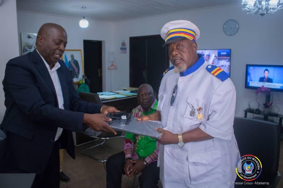 Maniema : informatisation des offices d'état civil dans les communes de Kindu