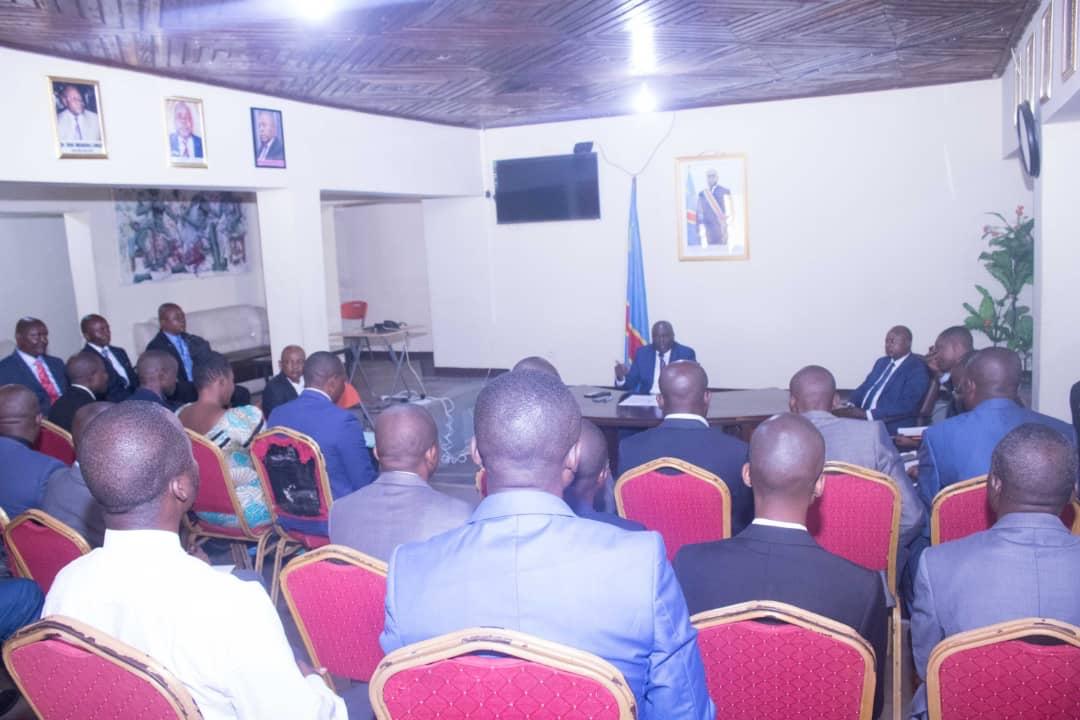 Maniema : Les Nouveaux MCZ et MDH appelés à améliorer la qualité des soins de santé à la population