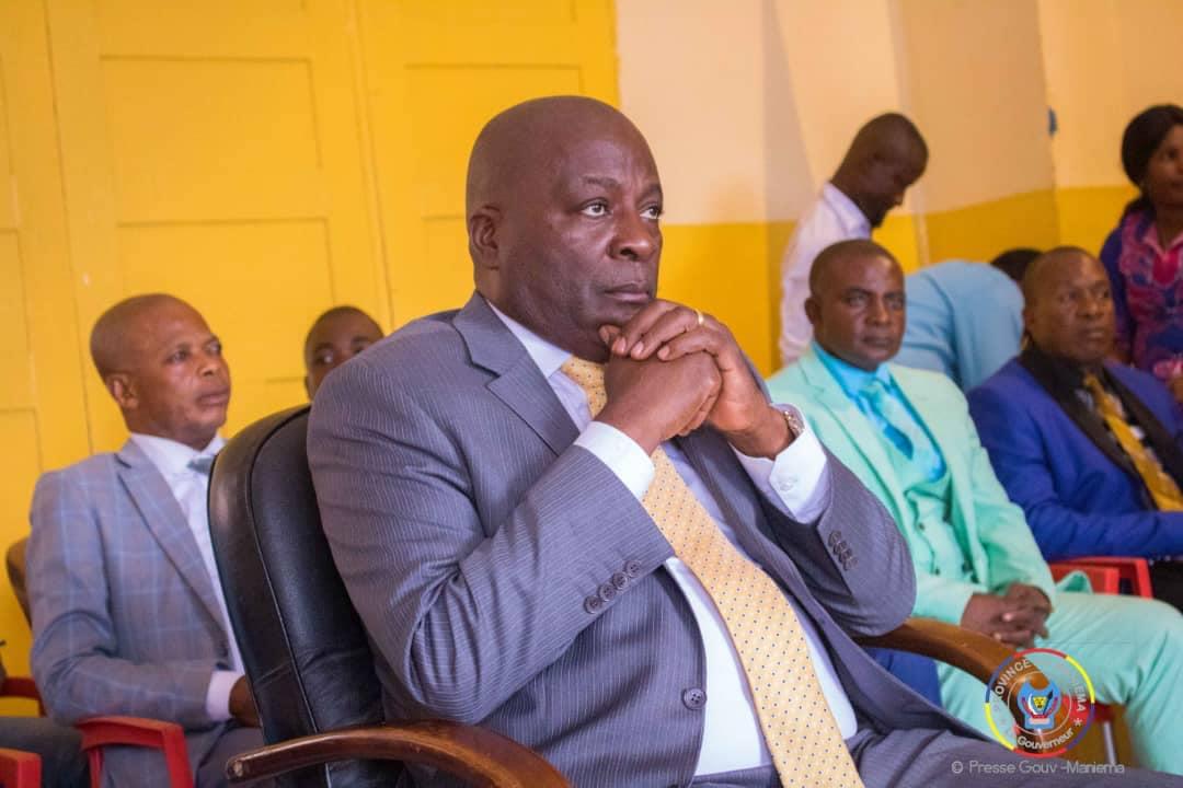 Maniema : le Gouverneur Musafiri fustige avec amertume le comportement incivique des jeunes de Jamaïca et ceux de Lombolombo