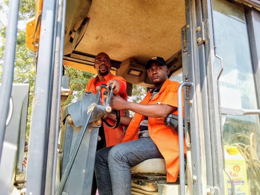Maniema : lancement de la réhabilitation du tronçon Salamabila-Wamaza