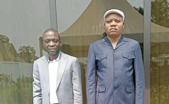 Politique : le Gouverneur ai Mangala s'entretient avec le Vice-président de l'assemblée nationale