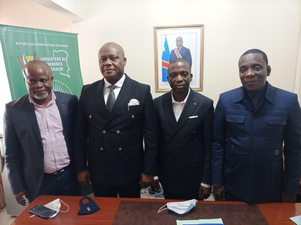 🇨🇩 RDC 🇨🇩: Le gouverneur ai AFANI IDRISSA MANGALA plaide pour la dotation d'un Laboratoire à la direction de l'OCC/Maniema