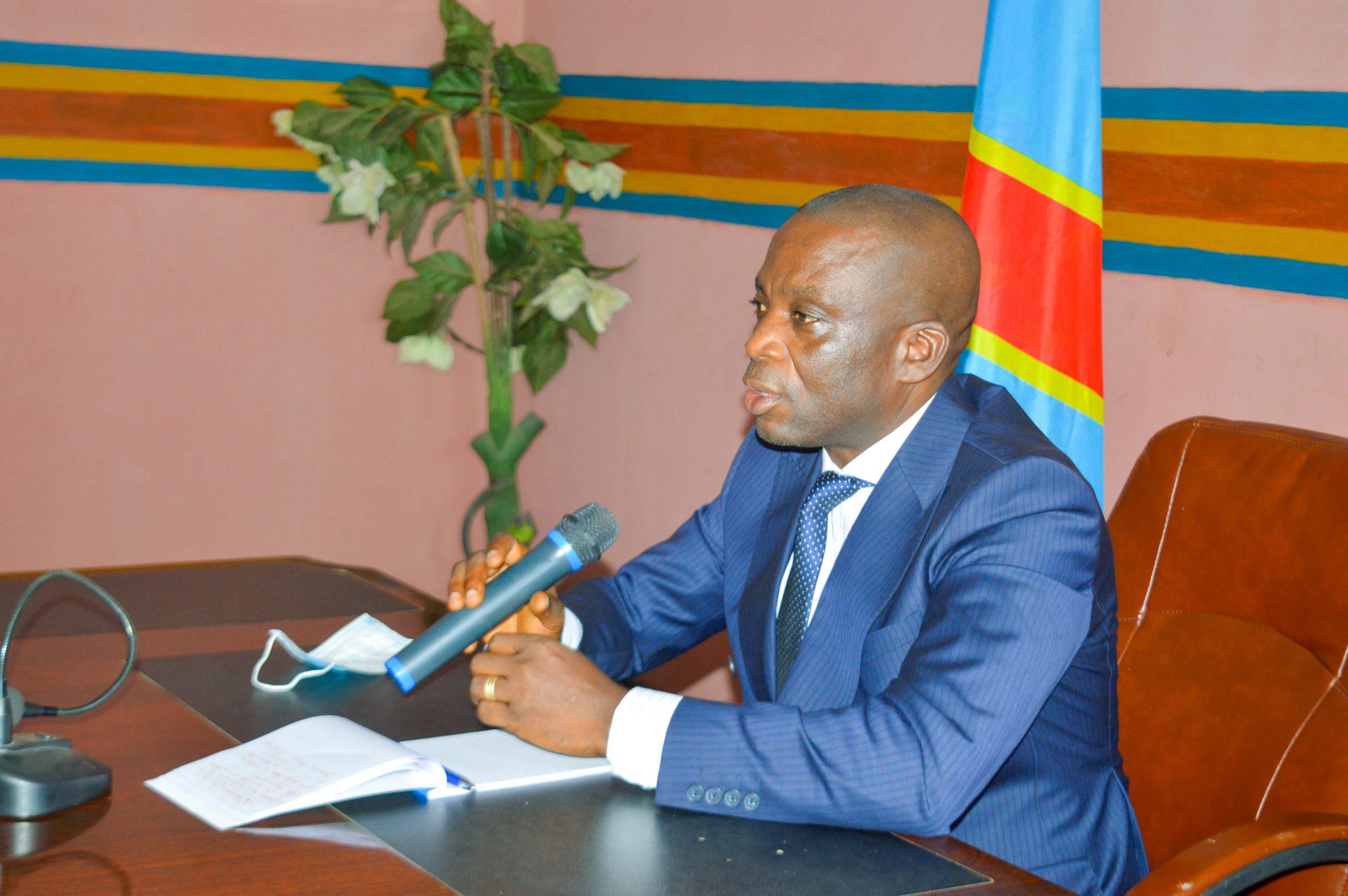 Maniema : «Idrissa Mangala Gouverneur ai n'est ni près ou de loin impliqué au détournement de l'argent destiné à la réhabilitation des routes de désertes agricoles» le porte-parole.