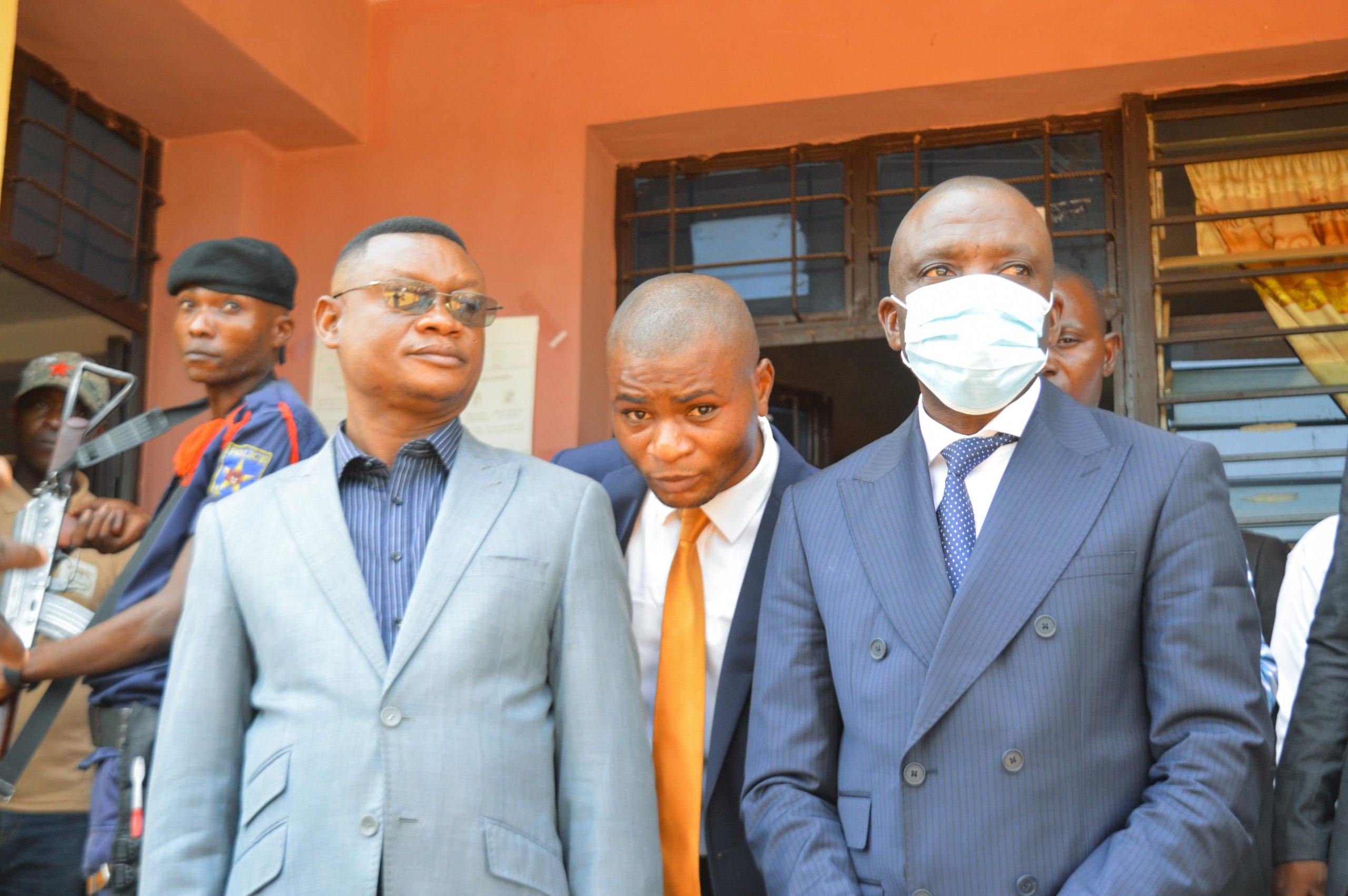 Maniema : le Gouverneur ai Idrissa Mangala intervient dans le rétablissement de la quiétude après un avant midi paralysé à Kindu