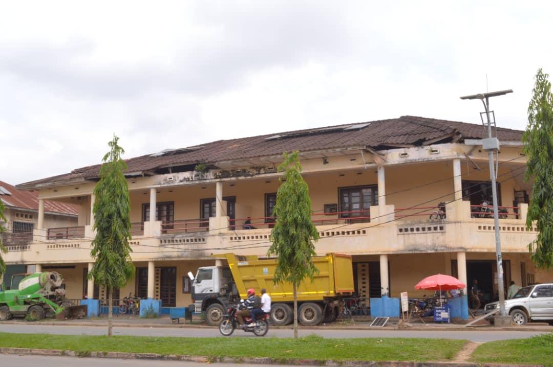 Maniema : Le gouverneur intérimaire annonce le début des travaux de réhabilitation du Palais de Justice de Kindu