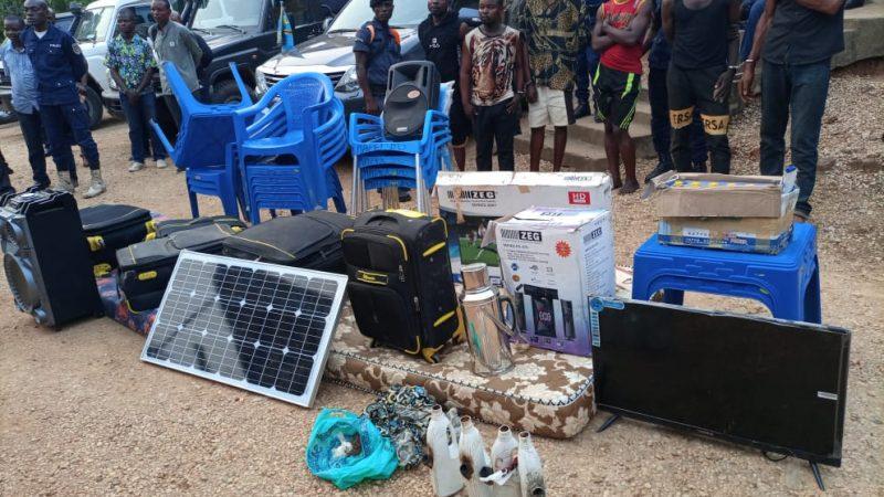 Maniema : Le Gouverneur ai Idrissa appelle la population à la Prise de Conscience afin d'éradiquer l'insécurité qui se vit à Kindu