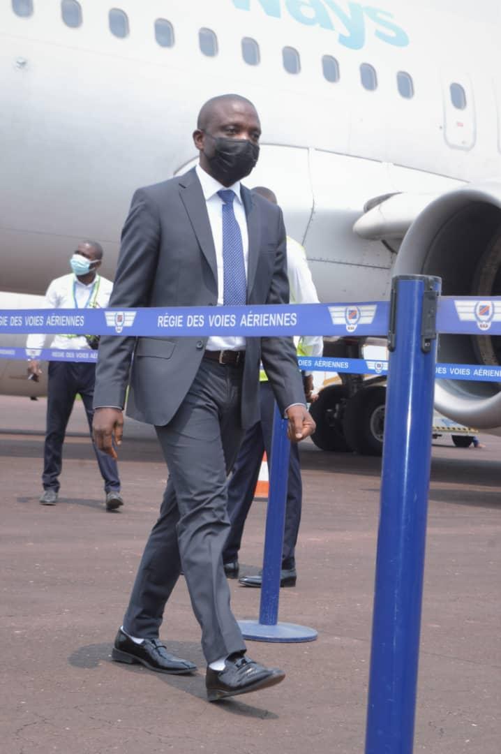 Maniema : le Gouverneur ai Mangala a regagné Kindu