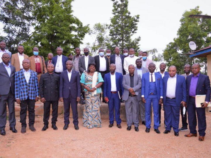 Maniema : signature du cahier de charge en les Babuyu et TSM